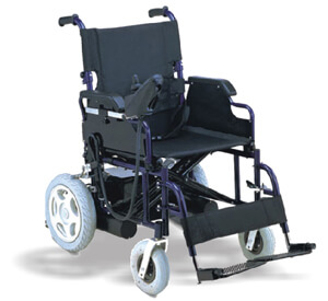 Motorised Wheelchair In India